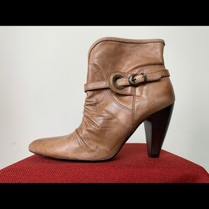 Whiskey Western ankle booties, 7